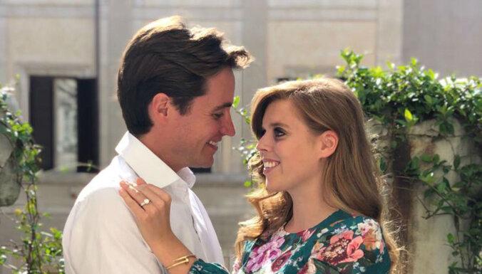 Seksa skandāla dēļ britu televīzija atsakās tiešraidē translēt karaliskās kāzas