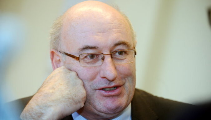 ES komisārs pelēko zirņu iekļaušanu īpašajā reģistrā sauc par vēsturisku notikumu