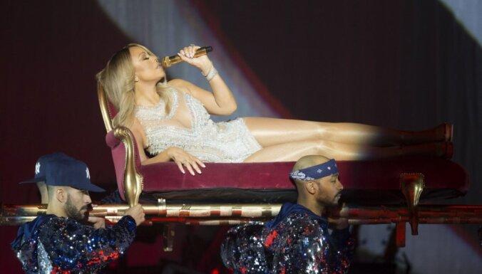 Meraija Kerija savu jauno turneju iemūžinās realitātes šovā