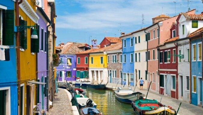 10 skaistākās vietas, ko Venēcijā var aplūkot bez maksas
