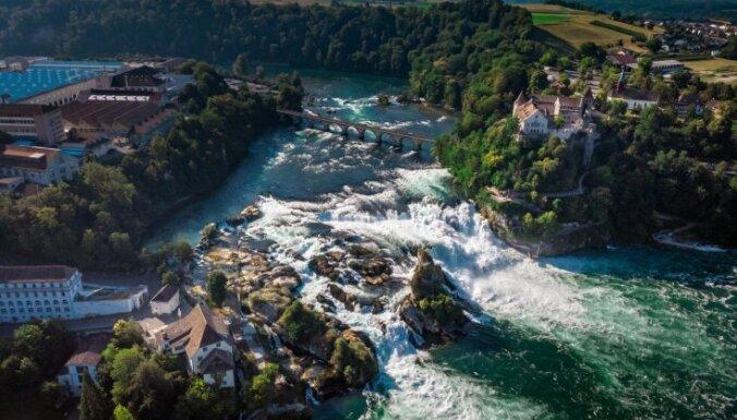 Pasaules skaistāko ūdenskritumu izlase, kas liks elpai aizrauties