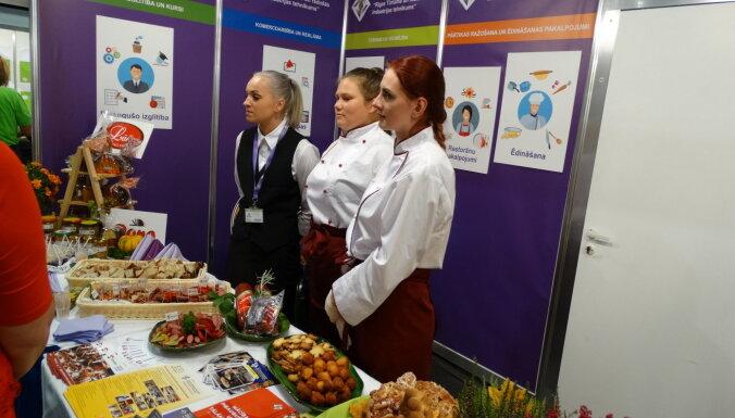ФОТО, ВИДЕО: Коронавирус не помешал выставке Riga Food 2020
