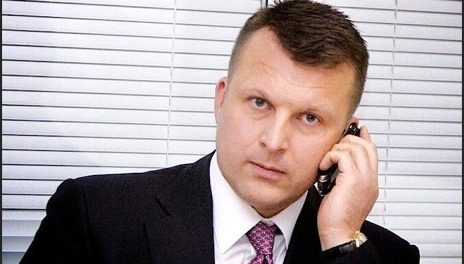 Šlesera vadītā 'Vienoti Latvijai' vēlas tuvināties ar Repšes 'Latvijas attīstībai'