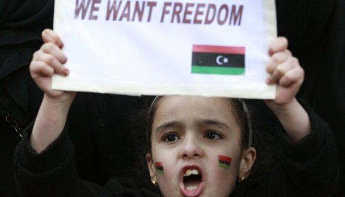 ЕC призвал Ливию заканчивать с беспорядками