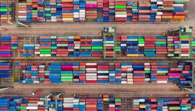 Amsterdamas ostas izpilddirektors: Mūsdienu Eiropas ostu galvenos izaicinājumus varam risināt kopā