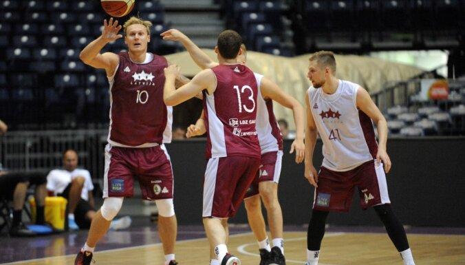 Латвии предстоит биться с Россией, Сербией и Турцией на Евробаскете-2017