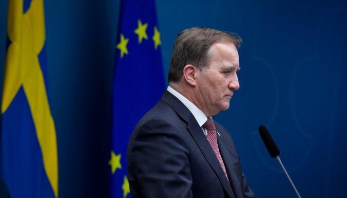 Zviedrijas valdība ierosina jaunu 'pandēmijas likumu'