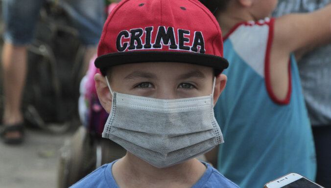 DW: Россия решает проблему водоснабжения Крыма, получая новейшие европейские насосы в обход санкций