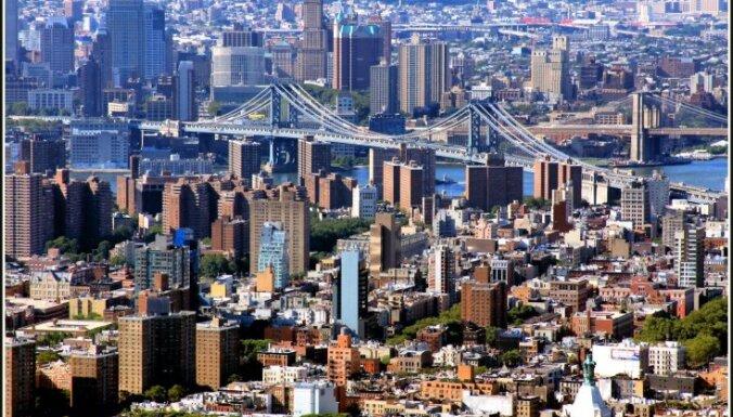 Ceļojums uz Ņujorku