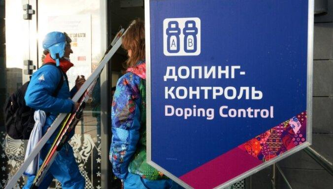 Krievija noliedz manipulēšanu ar Maskavas laboratorijas nesen nodotajiem datiem