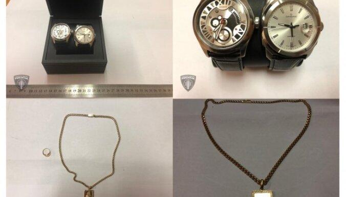 Во время обыска изъяты драгоценности и дорогие часы: просят откликнуться законных владельцев