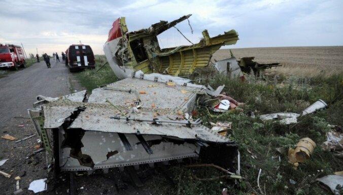 Kremļa propaganda norāda, ka 'Boeing' vietā varēja būt Putina lidmašīna