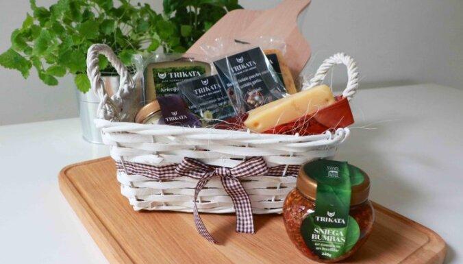 Konkurss: Dalies ar savu ātro vakariņu recepti un laimē grozu ar 'Trikata' sieru!