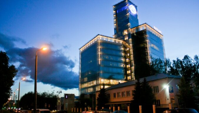 Латвийский банк борется за прибыль крупного предприятия в Сибири