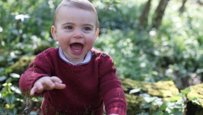 ФОТО: Сын Кейт Миддлтон донашивает вещи старшего брата