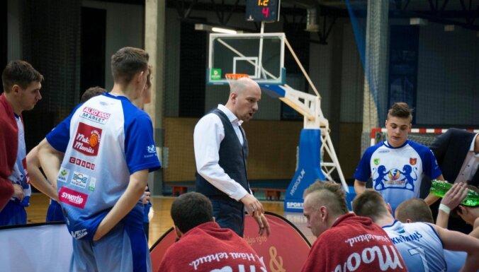 'Valga-Valka' basketbolisti boikotēs Latvijas-Igaunijas līgas spēli (plkst. 15.45)
