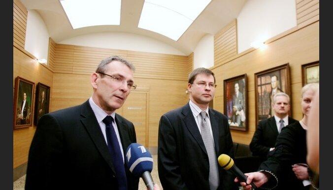 Затлерс: предложенный Латвии портфель в ЕК— очень важен