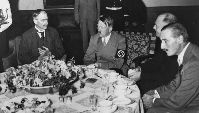 Раскрыты подробности наркотической зависимости Гитлера
