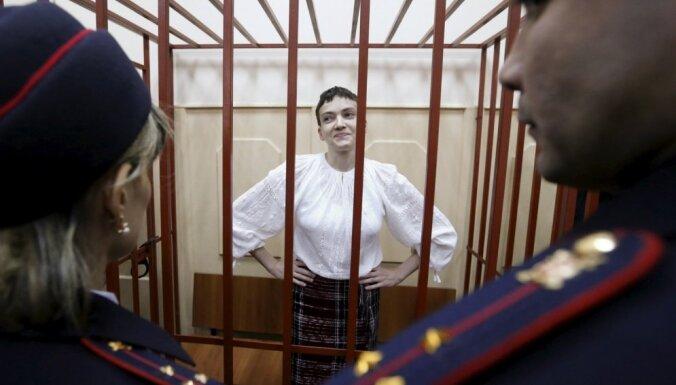 Судимую в России летчицу Савченко могут выдать Украине, заявил источник