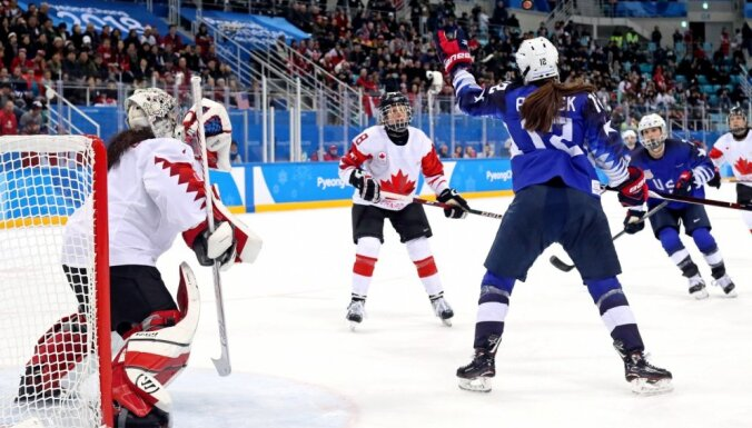 Fāzels: ir risks, ka uz olimpiskajām spēlēm brauks tikai sieviešu hokeja izlases
