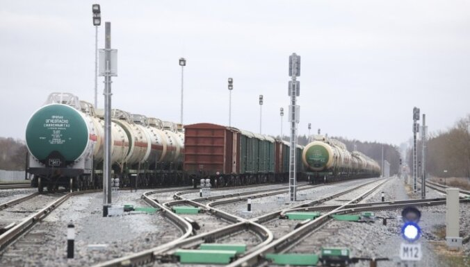 Latvijas Dzelzceļš постарается привлечь новые грузы из Казахстана