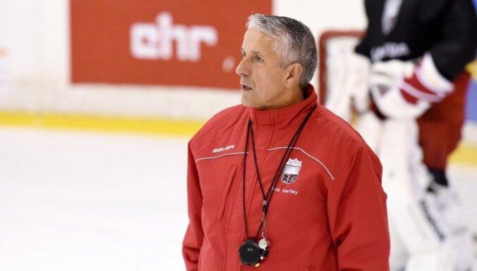 NHL apskatnieks: Hārtlijs nebūs Rīgas 'Dinamo' treneris un kluba vadība to zina