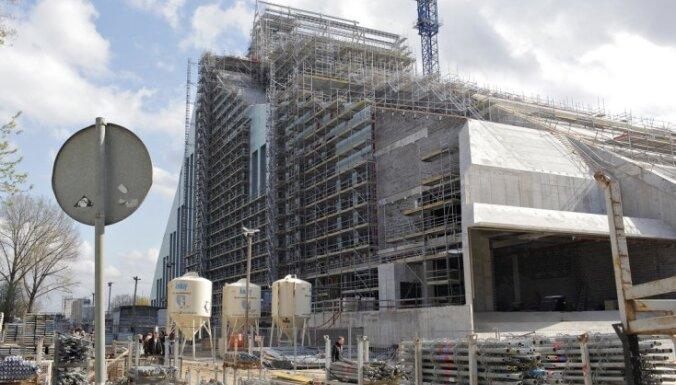 LNB jaunās ēkas būvlaukumu apmeklējuši 3000 cilvēku