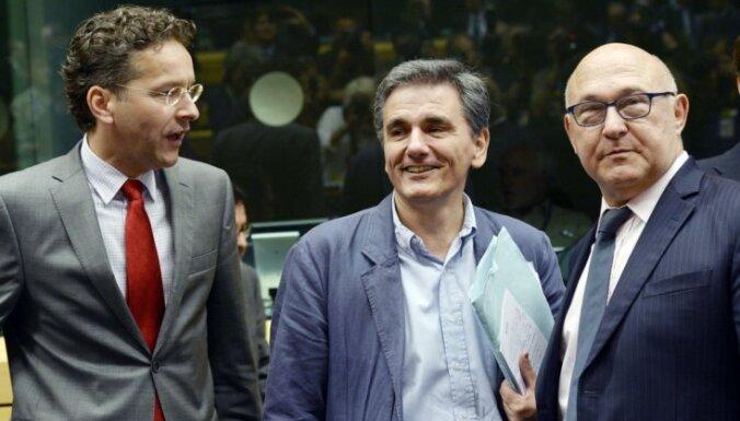Grieķija ar savu piedāvājumu klajā nāks 'varbūt' trešdien
