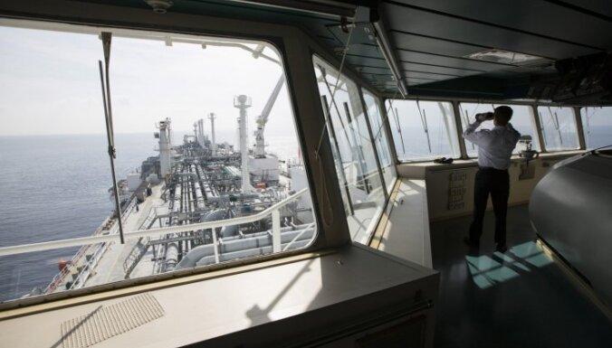 Pie Ēģiptes krastiem atklāts milzīgs dabasgāzes lauks