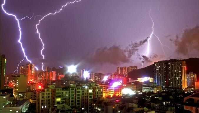 Ķīna aizliedz izteikt neoficiālas laika prognozes