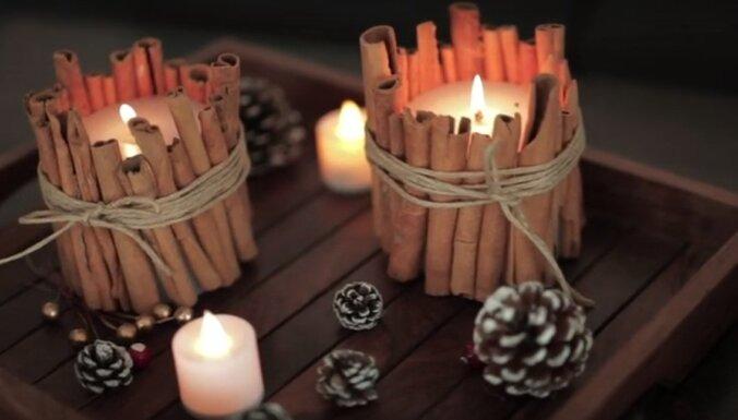 Svētku smarža mājoklī: iedvesmojošas pamācības aromātu izveidei