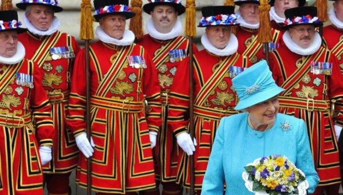 СМИ: мать Елизаветы ІІ является дочерью французской поварихи