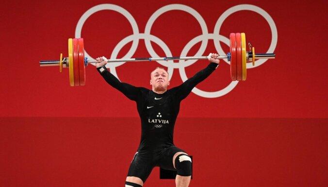 Ритварс Сухаревс на Олимпиаде шел на медаль. Ему не помог даже рекорд Латвии