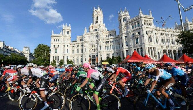 Dopinga lietošanā pieķerts vēl viens profesionālās 'Burgos-BH' komandas velosportists