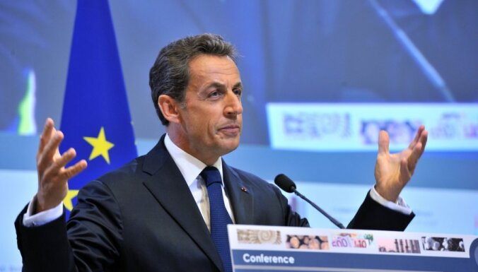 Саркози назвал Нетаньяху лжецом