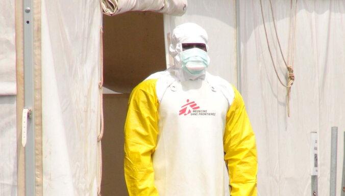 Gvinejā izsludināta Ebolas epidēmija