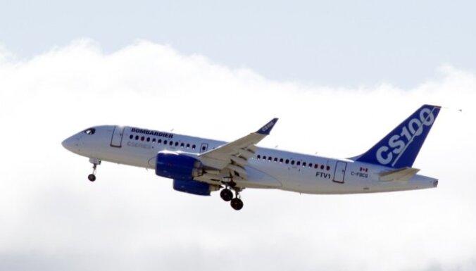 ВИДЕО, ФОТО: Как выглядят новейшие самолеты, которые получит airBaltic?