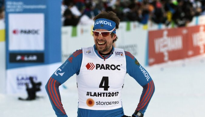 ВИДЕО: Устюгов в день рождения выиграл марафон, Нортуг спел в честь россиянина