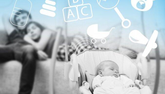 Psihoterapeiti aicina topošos vecākus uz lekcijām par pāra attiecībām pēc mazuļa piedzimšanas