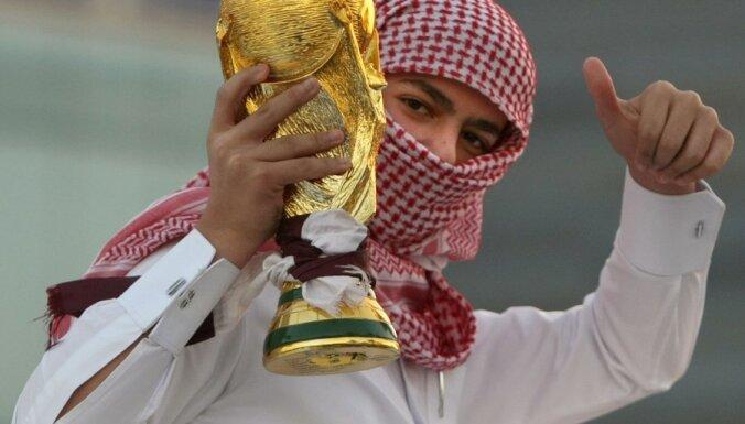 Катар дискредитировал соискателей на проведение ЧМ по футболу