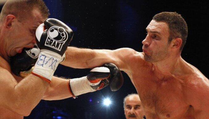 Виталий Кличко выбрал противников — Чисора и Хэй
