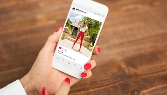 Lai bērns nekļūst par apmāna upuri – kā atpazīt viltus profilu 'Facebook' un 'Instagram'