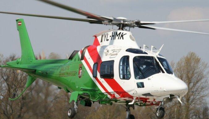 Пограничники в ноябре получат два новых вертолета стоимостью более 12 млн евро