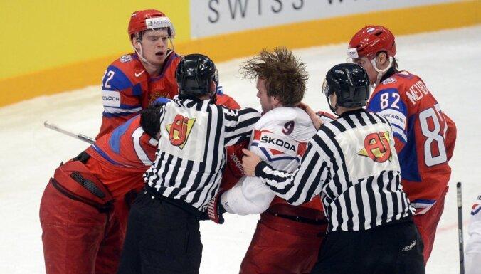 VIDEO: Krievija nodrošina sev pirmo vietu Stokholmas grupā