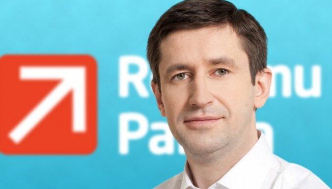 Страюума предложила ПР выдвинуть на пост министра экономики Домбровского