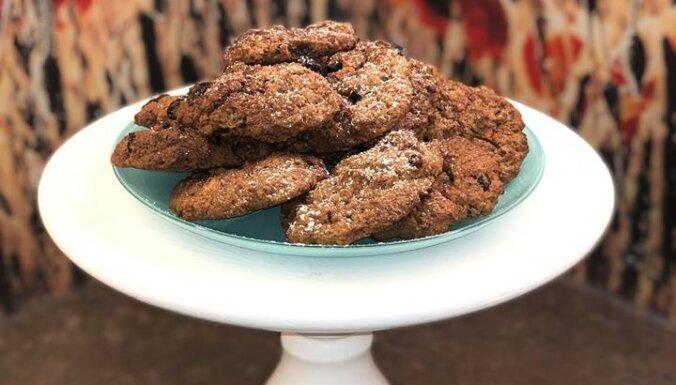Рецепт с фото: Мягкое печенье с хурмой