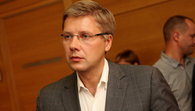 """Ушаков о """"плате за въезд в центр Риги"""": у нас уже есть эффективное решение"""