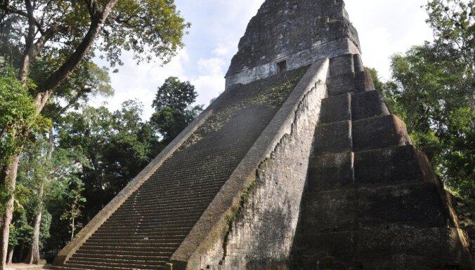 Tikala – noslēpumainais maiju civilizācijas brīnums džungļu biezoknī