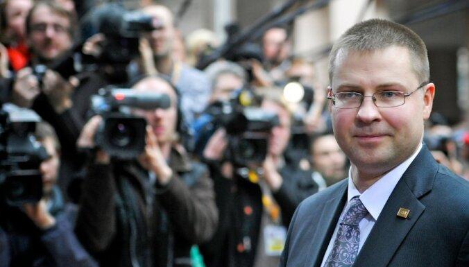 Dombrovskis: no starptautiskā aizdevuma programmas Latvija iemācījās fiskālo disciplīnu