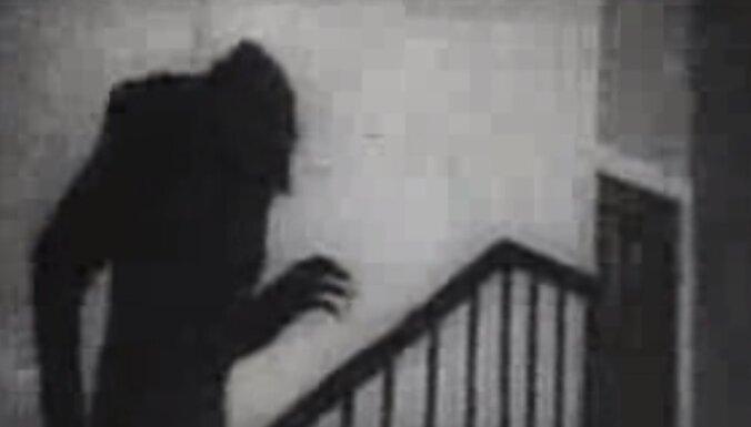 Vācijas kapsētā nozagts vampīru filmas režisora galvaskauss